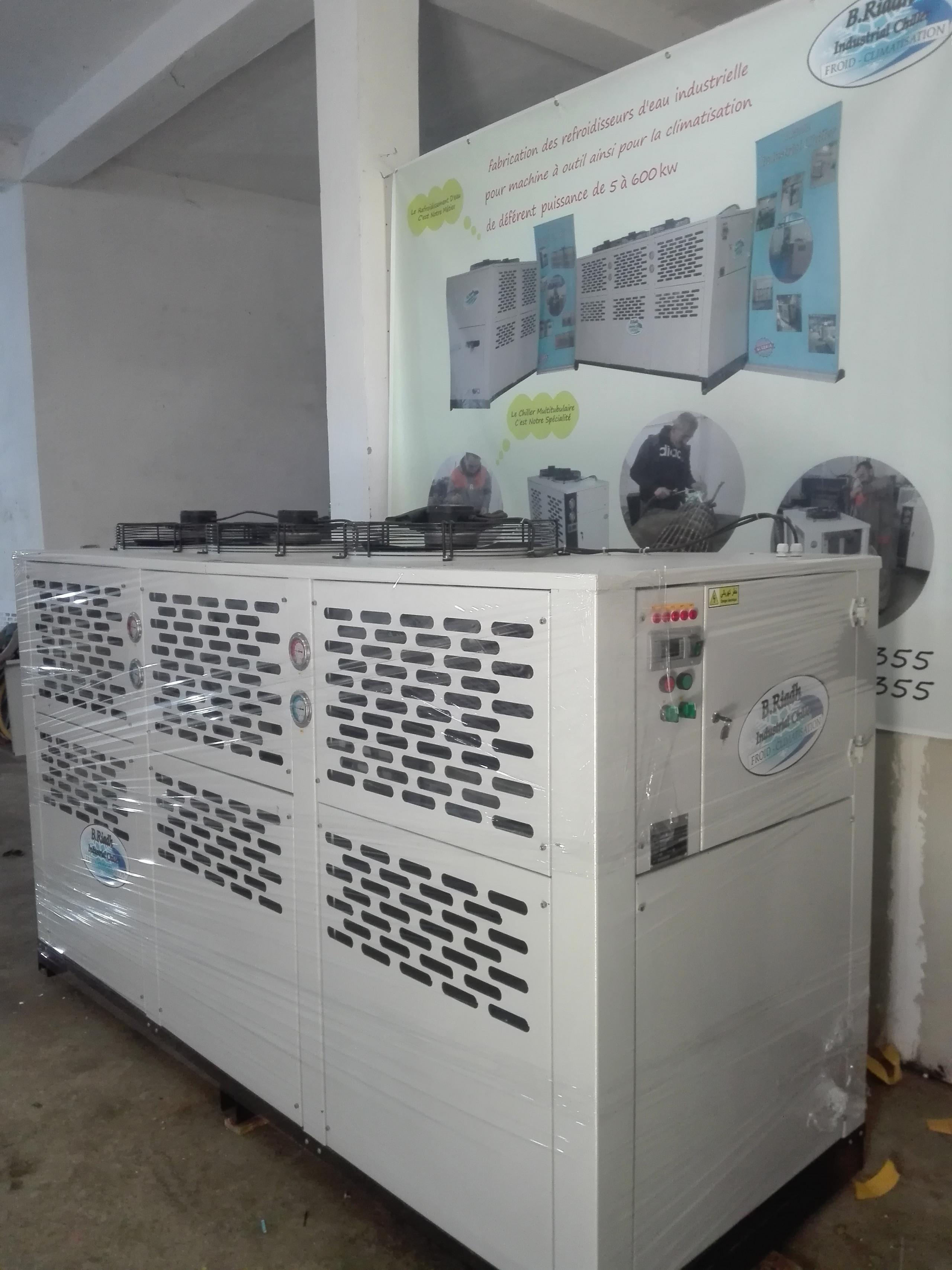 RA – 50 à 120 Kw – Refroidisseur d'eau